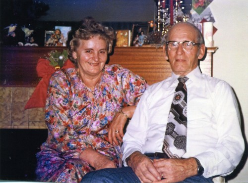 grandma and grampa dahlo