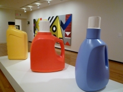 The Pop Explosion, in shades of Warhol and Mondrian
