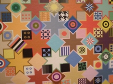 Wallpaper detail. Peace.