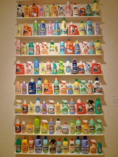 Tokyo Harbour - cleaning products from Japan in artistic context
