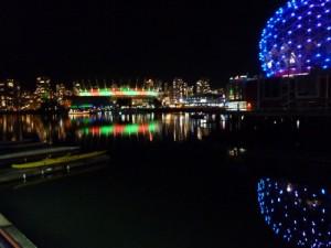 Festive Vancouver