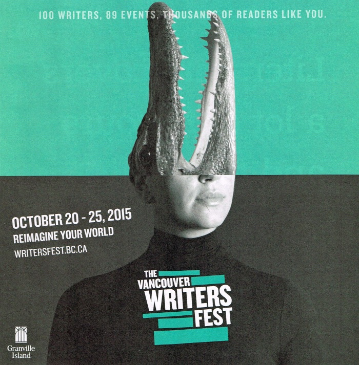 Vancouver Writers' Fest 2015 Program Guide